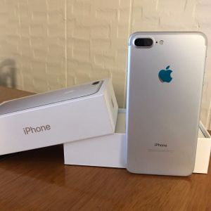 Iphone 7 Plus Silver Original (64GB) 9 Mήνες Εγγύηση.