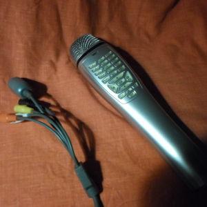 Καραοκε μικρόφωνο ολα σε ένα της ON KAY