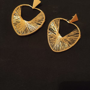 Διάφορα σκουλαρίκια silver και gold