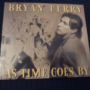 CD BRYAN FERRY - AS TIME GOES BY 1999