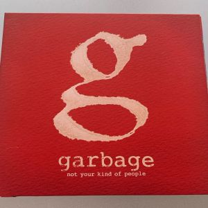 Garbage - Not your kind of people cd album