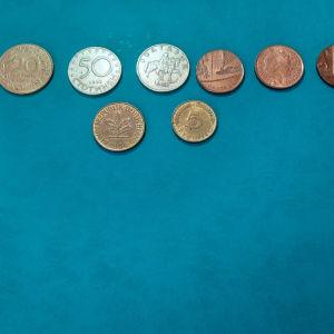 Νόμισμα από όλο τον κόσμο (Ξένα)