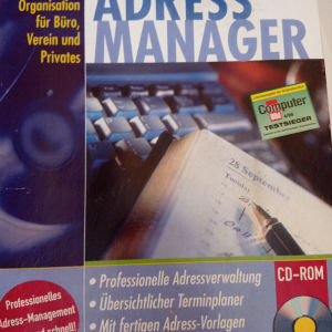ADRESS MANAGER 2000