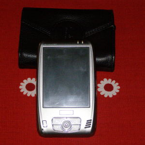 Mio A201 GPS και PDA σε ένα