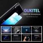 OUKITEL Y4800 6.3 ίντσες FHD+, Helio P70, 6GB RAM 128GB ROM, 48+5MP και 16MP, 4000MAh, Καινούρια, Εγγύηση!