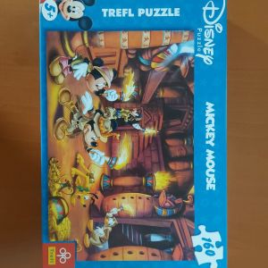 Puzzle Disney Mickey Mouse Trefl 160
