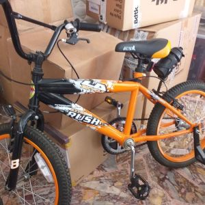 Παιδικό ποδήλατο 18¨ σε άριστη κατάσταση 80 ευρώ