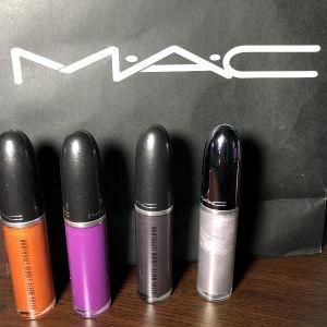 Mac liquid lipsticks αυθεντικα!