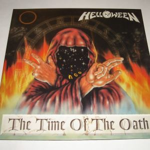 Helloween - The Time Of The Oath (βινύλιο)