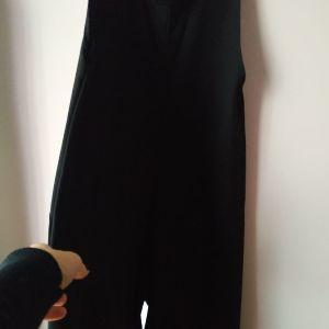 ολόσωμη μαύρη παντελόνια disu