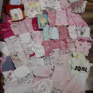 Θα πουλήσω ρουχαλάκια για κορίτσι 1-2 χρόνων!!!!!
