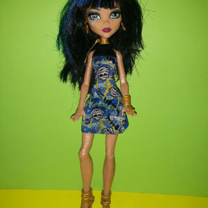 Monster High doll Cleo