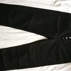 Τζιν Levi's μαύρο, αυθεντικό, 34 μέγεθος - Black jeans Levi's 34W 34L