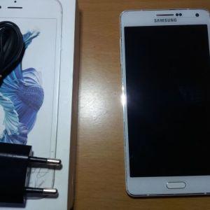 Samsung A7 2015  White