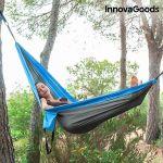 Διπλή Αιώρα για Κατασκήνωση Swing & Rest InnovaGoods