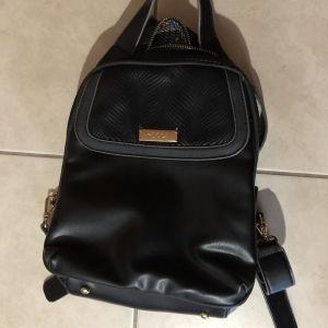 Μαύρο Backpack DOCA