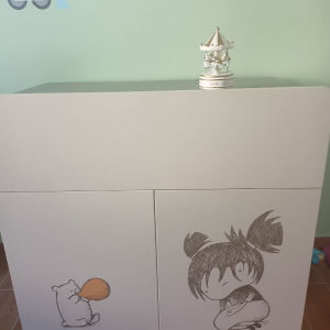 συρταριέρα-αλλαξιέρα