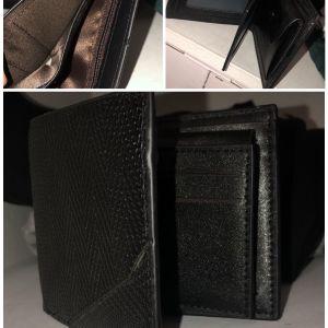 Πορτοφόλι (μαύρο, no brand)