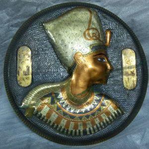 Συλλεκτική Αιγυπτιακή Χαλκογραφία - Βασίλισσα