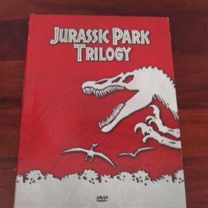 Jurassic park trilogy