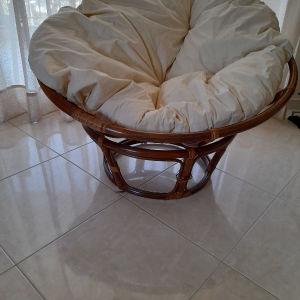 Πωλείται πολυθρόνα μπαμπού