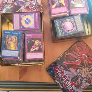Yugioh  κάρτες