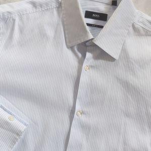 HUGO BOSS medium slim fit ανδρικό πουκάμισο