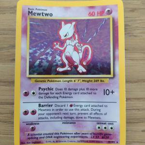 Κάρτα Pokemon Mewtwo