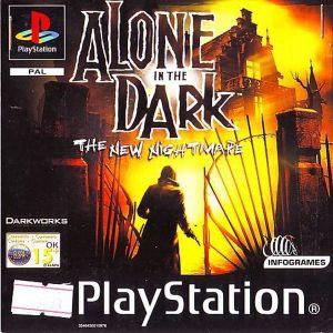ALONE THE DARK 2CD - PS1