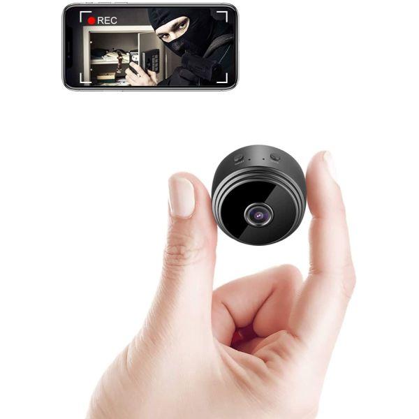 dorean  metaforika gia oli tin ellada50e Mini asirmati IP WiFi krifi kamera
