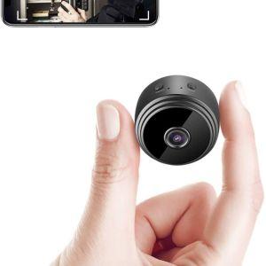 ΔΩΡΕΑΝ  ΜΕΤΑΦΟΡΙΚΑ ΓΙΑ ΟΛΗ ΤΗΝ ΕΛΛΑΔΑ50Ε Mini Ασύρματη IP WiFi Κρυφή Κάμερα