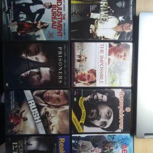 DVD (μαζί 16 ευρώ ή 2 ανά ΤΜΧ)
