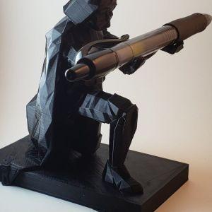 3D Printed Darth Vader Pen Holder
