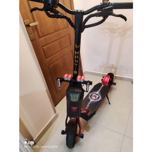 Kaabo Mantis Dual 2x1000w ilektriko patini