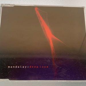 Mandalay - Deep love 3-trk cd single
