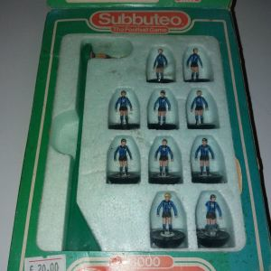 SUBBUTEO INTER 1988 - 1989