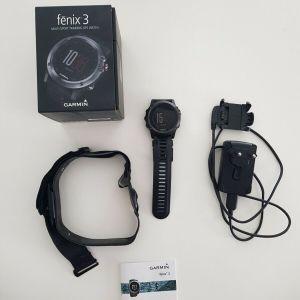 GARMIN  FENIX 3(2 smartwatch)