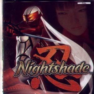 NIGHTSHADE - PS2