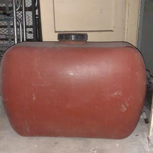 Πλαστικό βαρέλι