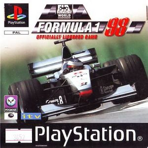 FORMULA 1 98 - PS1