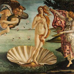 Παζλ Η Γέννηση της Αφροδίτης - 500 κοματια  Botticelli