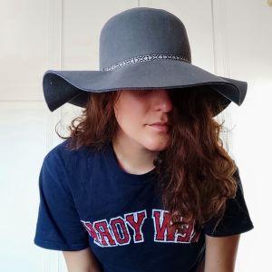 Καπέλο χειμερινό γκρι Medium (M)