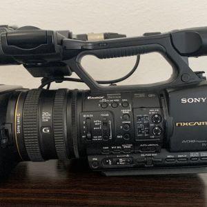 Sony HXR-NX3 & Accessories