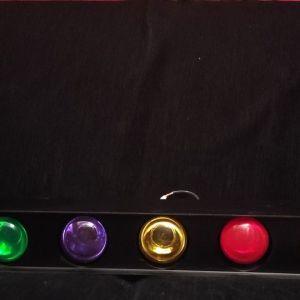 Πωλείται Set Φωτορυθμικών| Disco Party Lights RGB| DISCO LIGHT PHISER GT