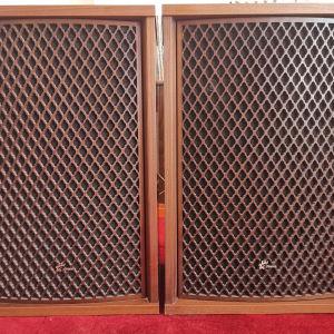 sansui sp 2500 vintage speakers