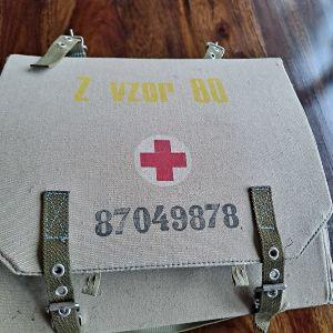 φαρμακείο στρατιωτικό vintage συλλεκτικο δεκαετίας 80