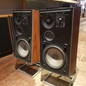 Vintage B&O (Bang & Olufsen) Beovox S75 Speakers