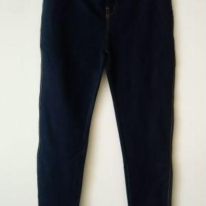 παντελόνια κολάν ελαστικό  size 14 UK LARGE