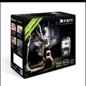COMPEX SP 8.0 WOD EDITION TO OPTIMISE YOUR TRAINING