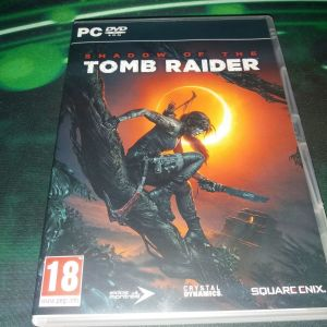 Shadow of the Tomb Raider + Witcher GotY code